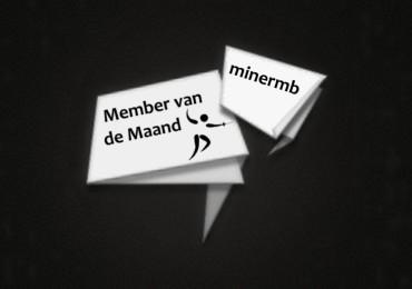 minermb is Member van de Maand