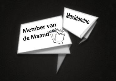 Member van de Maand