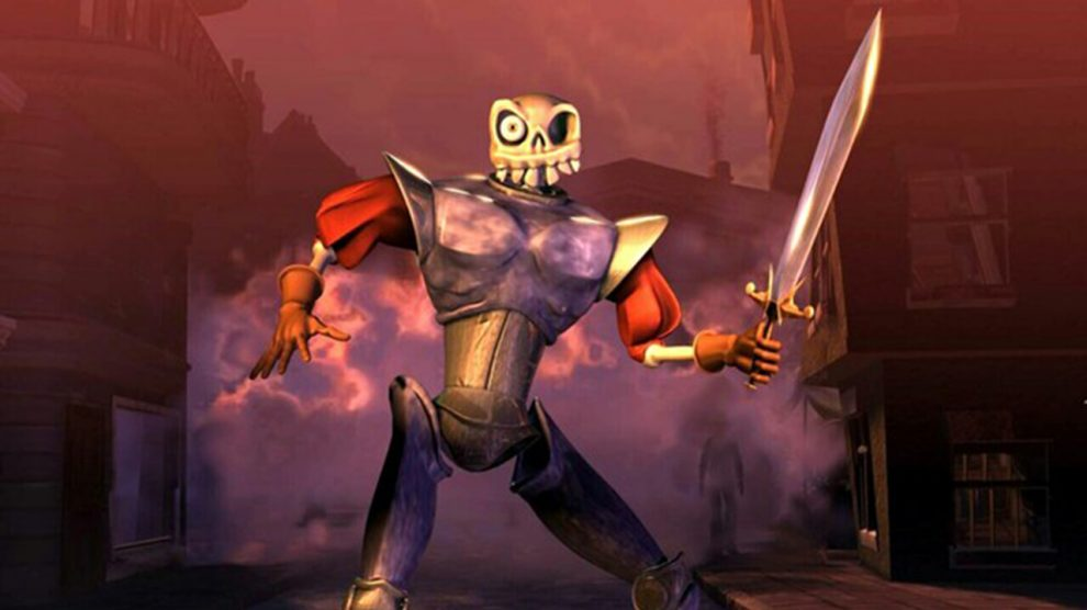 MediEvil Sir Daniel Fortesque