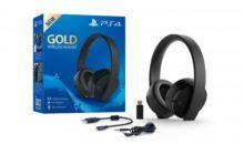 Nieuwe Gold Wireless Headset op komst